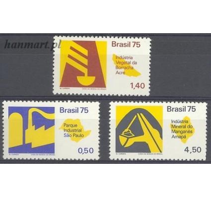 Znaczek Brazylia 1975 Mi 1468-1470 Czyste **