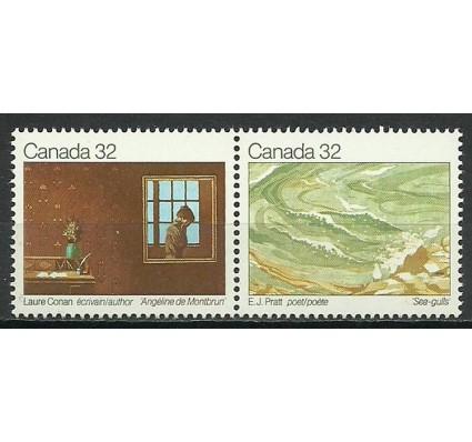 Znaczek Kanada 1983 Mi 871-872 Czyste **