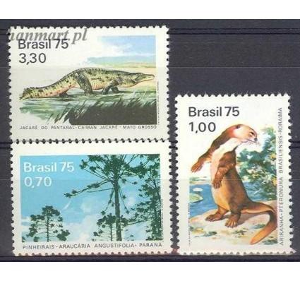 Znaczek Brazylia 1975 Mi 1488-1490 Czyste **