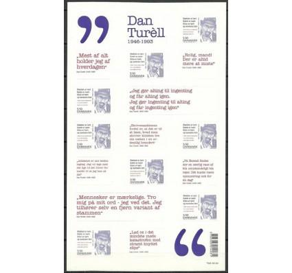 Znaczek Dania 2010 Mi fol 1613 Czyste **