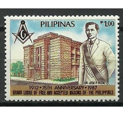 Znaczek Filipiny 1987 Mi 1831 Czyste **
