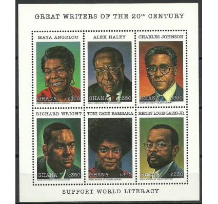 Znaczek Ghana 1998 Mi ark 2727-2732 Czyste **