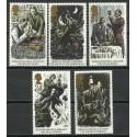 Wielka Brytania 1993 Mi 1468-1472 Czyste **