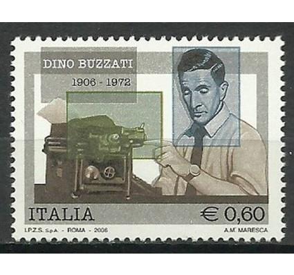 Znaczek Włochy 2006 Mi 3143 Czyste **