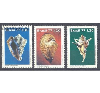 Znaczek Brazylia 1977 Mi 1604-1606 Czyste **