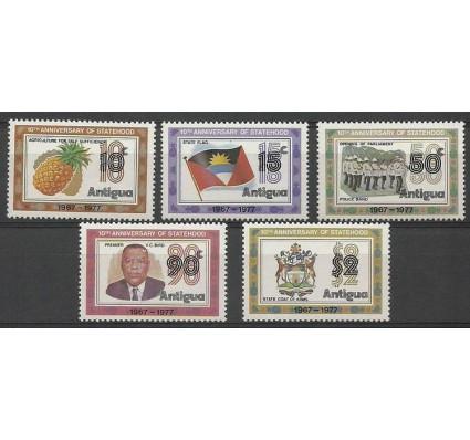 Znaczek Antigua i Barbuda 1977 Mi 486-490 Czyste **
