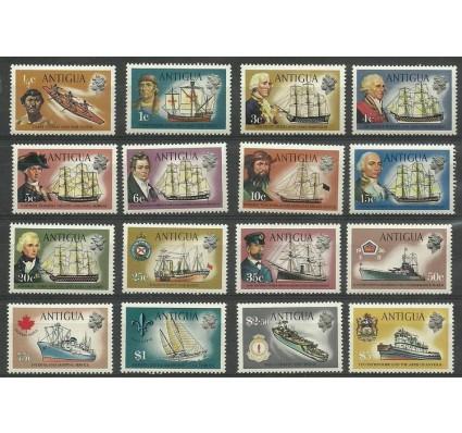 Znaczek Antigua i Barbuda 1970 Mi 230-246x Czyste **