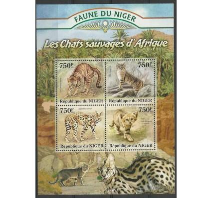 Znaczek Niger 2013 Mi ark 2117-2120 Czyste **