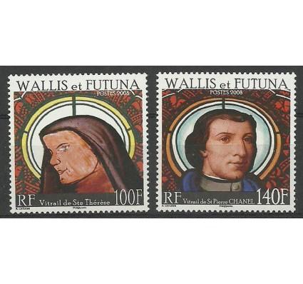 Znaczek Wallis et Futuna 2008 Mi 974-975 Czyste **