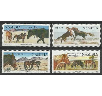 Znaczek Namibia 2009 Mi 1316-1319 Czyste **