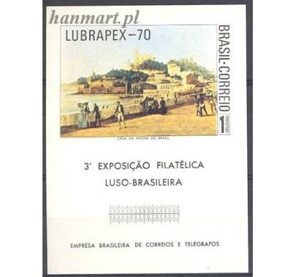 Brazylia 1970 Mi bl 27 Czyste **