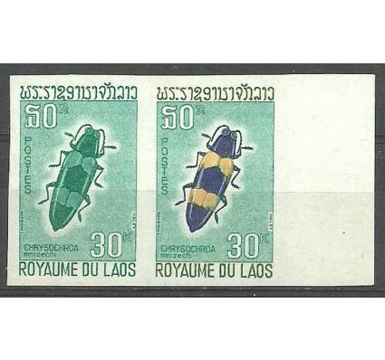 Znaczek Laos 1968 Mi kol 235 Czyste **