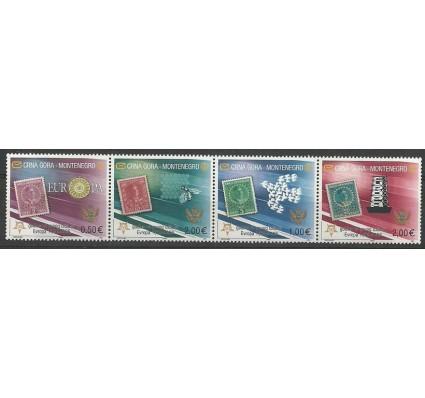 Znaczek Czarnogóra 2006 Mi 108-111 Czyste **