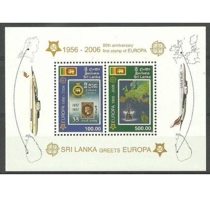 Znaczek Sri Lanka 2006 Mi bl 102 Czyste **