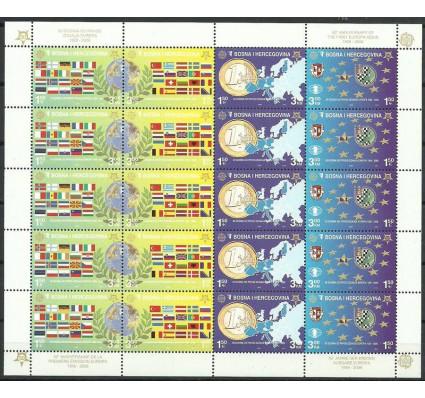 Znaczek Bośnia i Hercegowina 2005 Mi ark 419-422 Czyste **