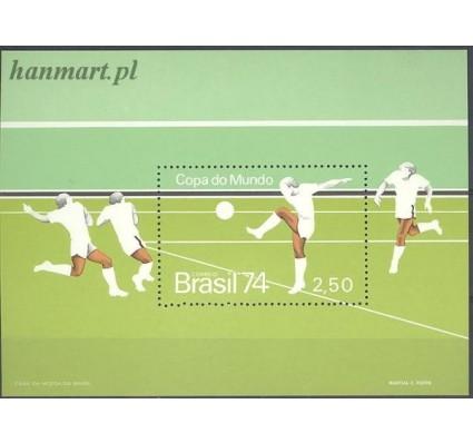 Brazylia 1974 Mi bl 34 Czyste **