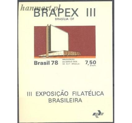 Znaczek Brazylia 1978 Mi bl 39 Czyste **