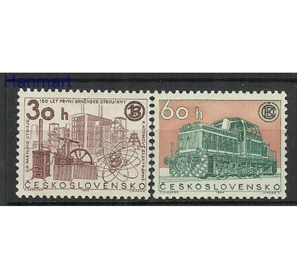 Znaczek Czechosłowacja 1964 Mi 1501-1502 Czyste **