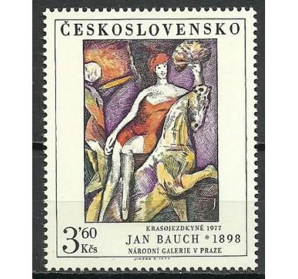 Znaczek Czechosłowacja 1979 Mi 2537 Czyste **