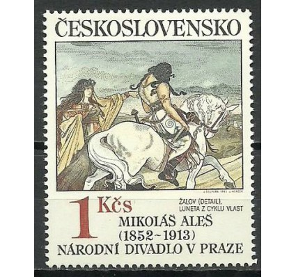 Znaczek Czechosłowacja 1983 Mi 2737 Czyste **