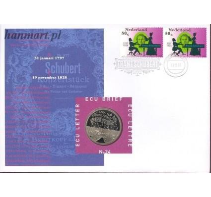 Znaczek Holandia 1997 Mi 24 FDC