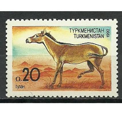 Znaczek Turkmenistan 1992 Mi 2 Czyste **