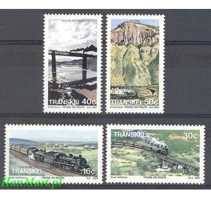 Znaczek Transkei 1989 Mi 230-233 Czyste **