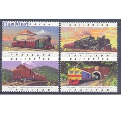 Znaczek Tajlandia 1997 Mi 1752-1755 Czyste **