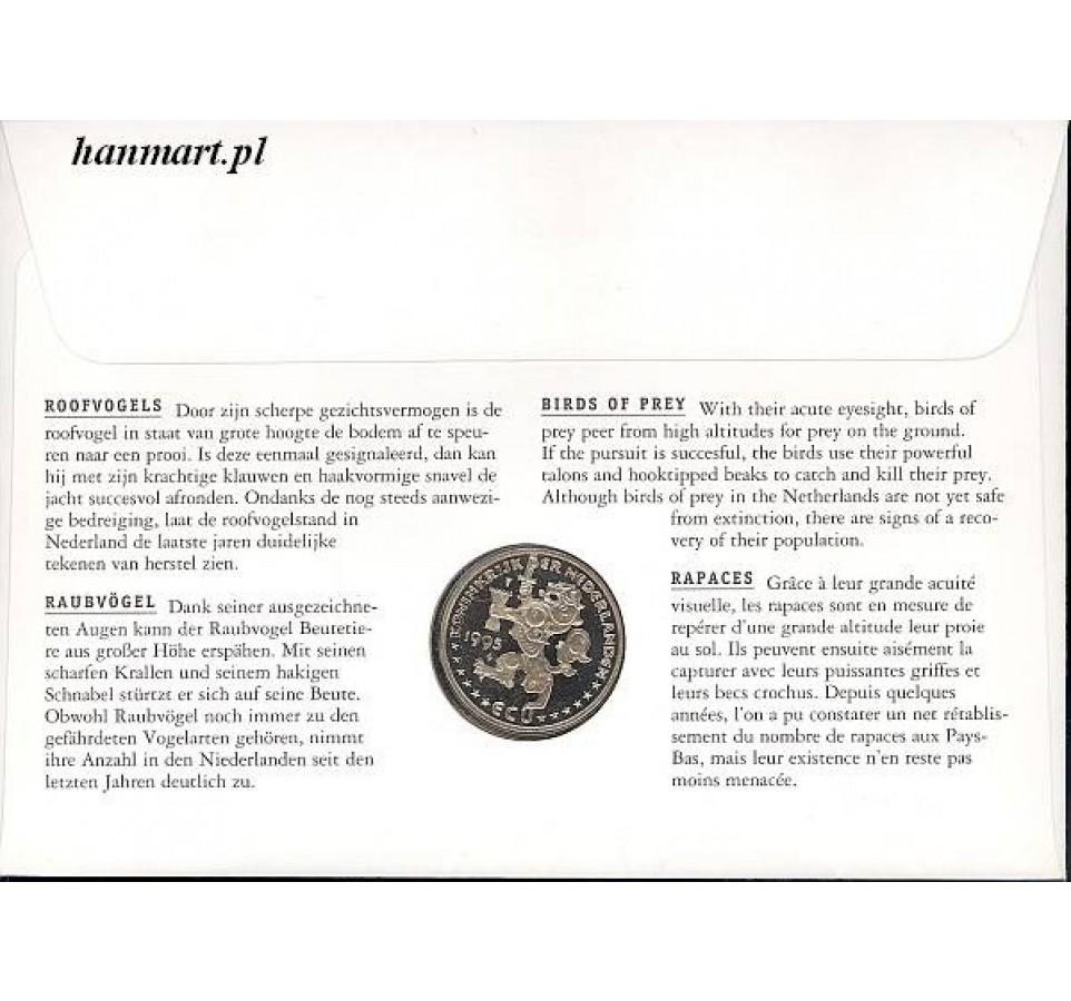 Holandia 1995 Mi 8 FDC