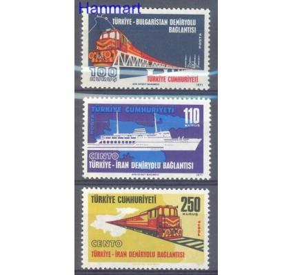 Znaczek Turcja 1971 Mi 2235-2237 Czyste **