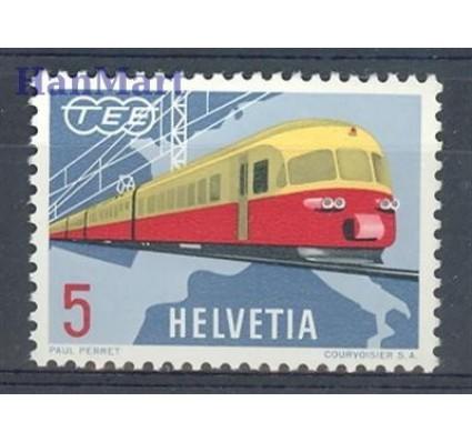 Znaczek Szwajcaria 1962 Mi 747 Czyste **