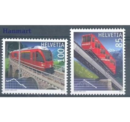 Znaczek Szwajcaria 2010 Mi 2151-2152 Czyste **