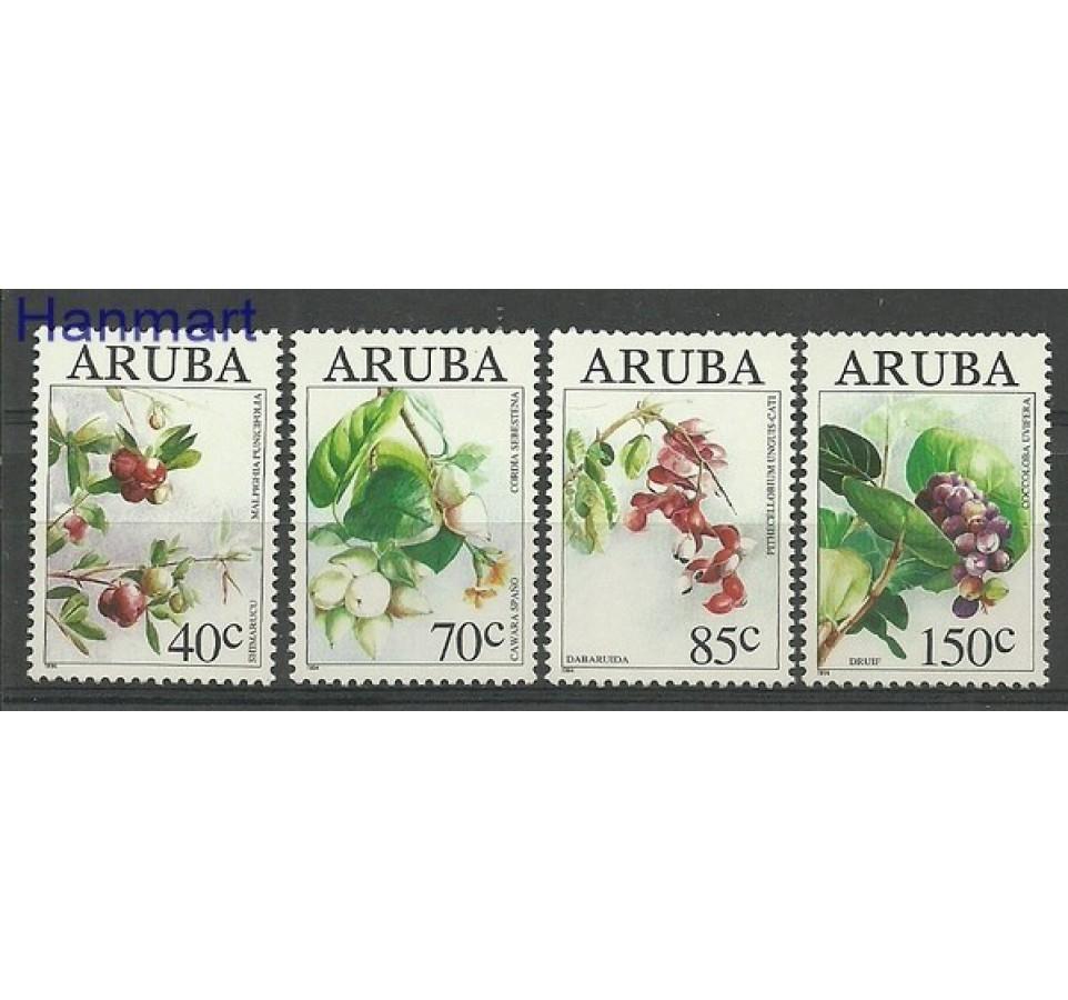 Aruba 1994 Mi 144-147 Czyste **