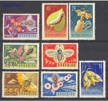 Znaczek Rumunia 1963 Mi 2214-2221 Czyste **