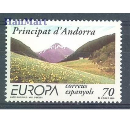 Znaczek Andora Hiszpańska 1999 Mi 267 Czyste **
