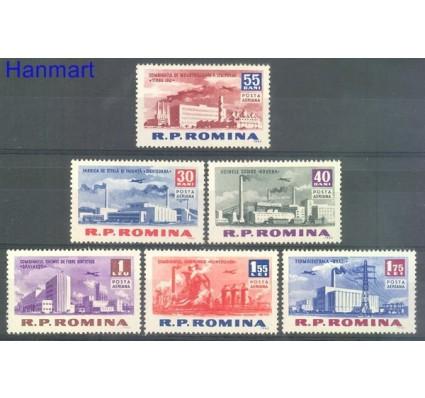 Znaczek Rumunia 1963 Mi 2137-2142 Czyste **