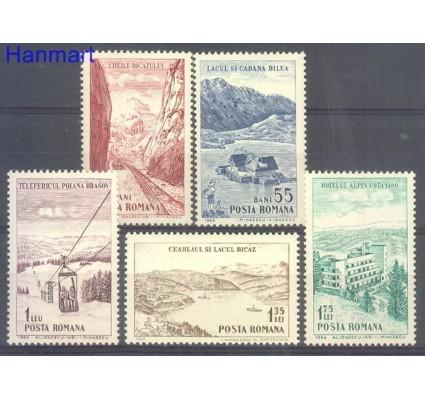 Znaczek Rumunia 1964 Mi 2294-2298 Czyste **