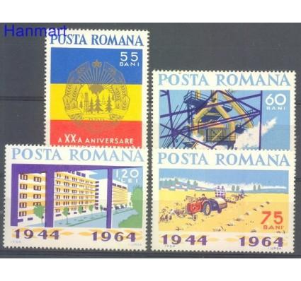 Znaczek Rumunia 1964 Mi 2305-2308 Czyste **