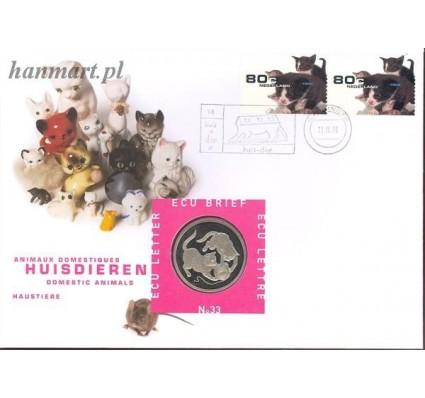 Holandia 1998 Mi 33 FDC
