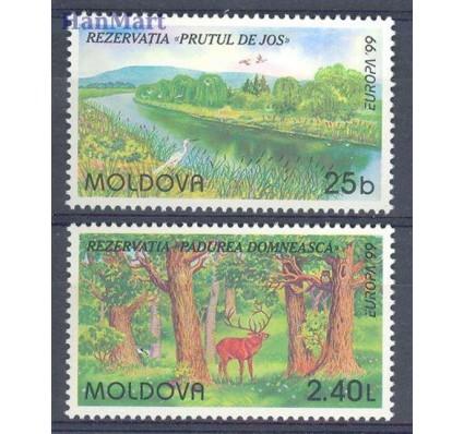 Znaczek Mołdawia 1999 Mi 305-306 Czyste **