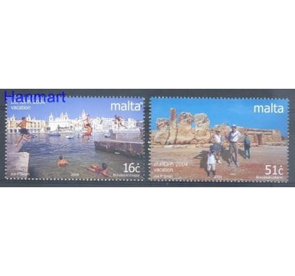 Znaczek Malta 2004 Mi 1343-1344 Czyste **