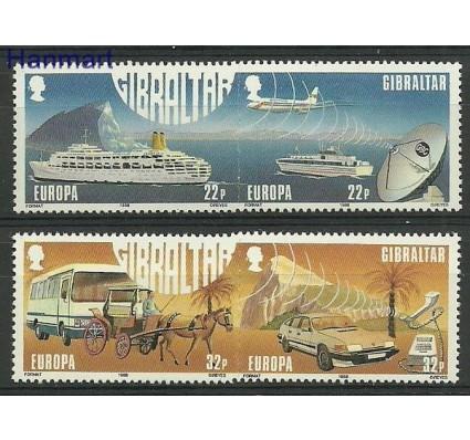 Znaczek Gibraltar 1988 Mi 544-547 Czyste **