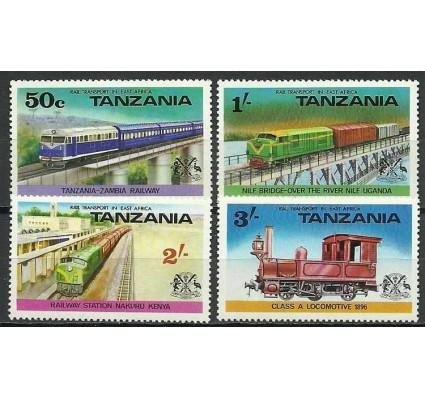 Znaczek Tanzania 1976 Mi 62-65 Czyste **