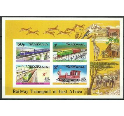 Znaczek Tanzania 1976 Mi bl 3B Czyste **