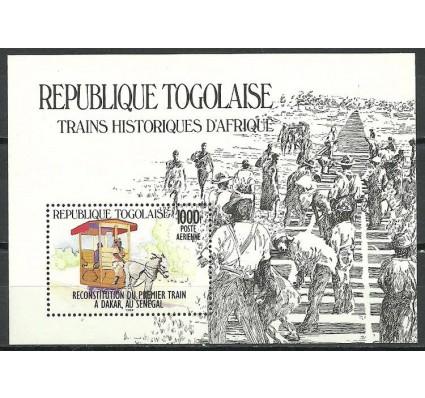 Znaczek Togo 1984 Mi bl 256 Czyste **