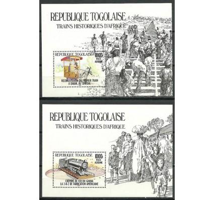 Znaczek Togo 1984 Mi bl 256-257 Czyste **
