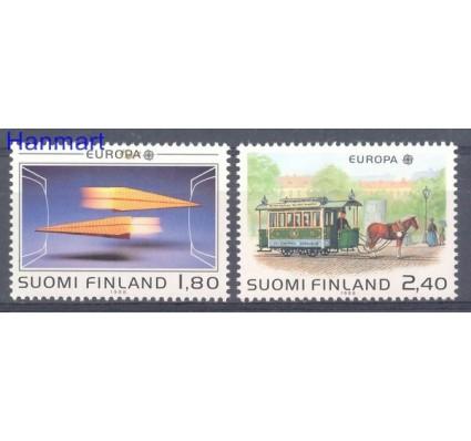 Znaczek Finlandia 1988 Mi 1051-1052 Czyste **