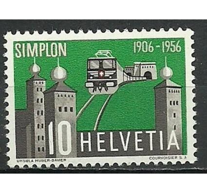 Znaczek Szwajcaria 1956 Mi 624 Czyste **