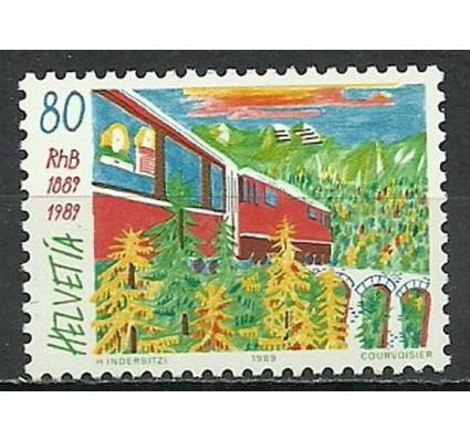 Znaczek Szwajcaria 1989 Mi 1388 Czyste **