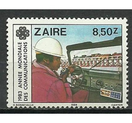 Znaczek Kongo Kinszasa / Zair 1984 Mi 848 Czyste **